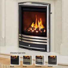 Be Modern Titanium Inset Gas Fire
