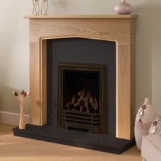 Be Modern Tudor Timber Fireplace Surround
