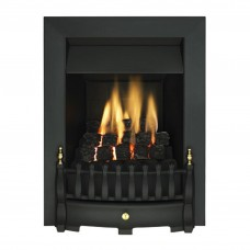 Valor Blenheim Slimline Black Gas Fire