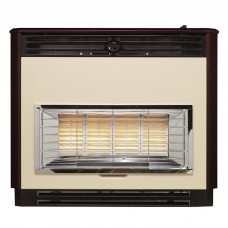 Valor Brava Radiant Mahogany Gas Fire
