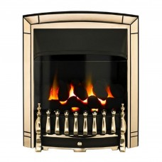 Valor Dream Balanced Flue Gold Plated Gas Fire