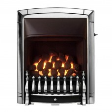 Valor Dream Convector Chrome Gas Fire