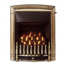 Valor Dream Convector Gold Plated Gas Fire