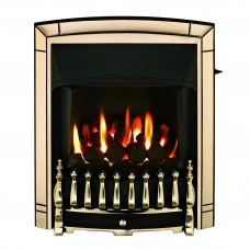 Valor Dream Homeflame Gold Plated Gas Fire