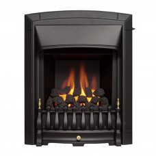 Valor Dream Slimline Convector Black Gas Fire
