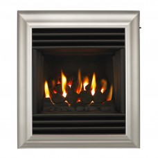 Valor Harmony Homeflame Silver Gas Fire