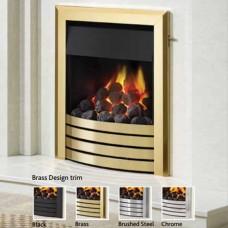 Be Modern Velocity Inset Deepline Gas Fire