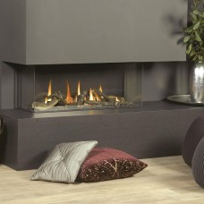 Vision Trimline TL100p Panoramic Gas Fire