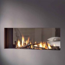 Vision TL100 Tunnel Gas Fire - EX DISPLAY