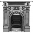 Carron Victorian Large Combination Cast Iron Fireplace Full Polished
