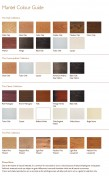 GB Mantles Colour Samples