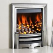Crystal Fires Gem Open Fronted Inset Gas Fire Monarch