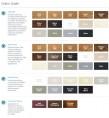 GB Mantels Colour Guide 2017