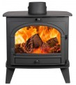 Parkray Consort 9 Double Sided Multifuel Wood Burning Stove