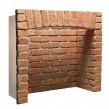 Gallery Rustic Front Returns & Arch Brick Chamber