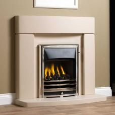"Gallery Clifton 42"" Jurastone Fireplace Suite"