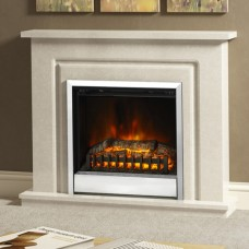 """Be Modern Temperley 44"""" Electric Fireplace Suite"""