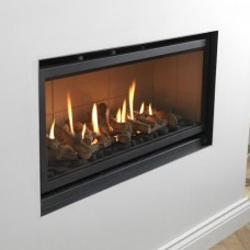 Valor Inspire 1000 Hole in the Wall Gas Fire