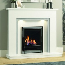 Elgin & Hall Timara Marble Fireplace Suite