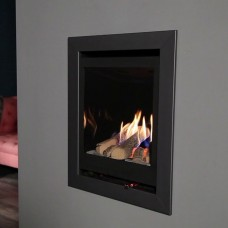 Valor Inspire 400 Luminaire Hole in the Wall Gas Fire