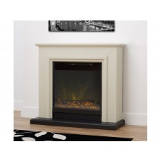 Fireplaces 4 Life Kensington 40'' Electric Fireplace Suite