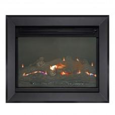 Burley Acumen Black Gas Fire