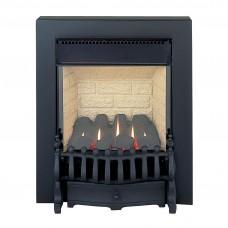 Burley Environ Traditional Black Gas Fire