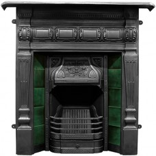 Carron Lambourn Combination Cast Iron Fireplace