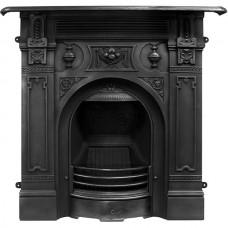 Carron Victorian Large Combination Cast Iron Fireplace