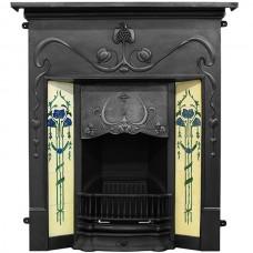 Carron Valentine Combination Cast Iron Fireplace