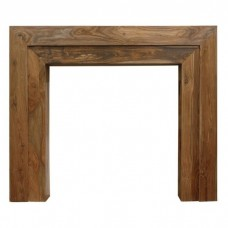 Carron Vermont 54'' Sheesham Wood Fire Surround