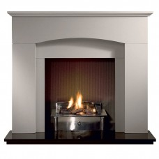"Gallery Cartmel 48"" Stone Ingelnook Fireplace"