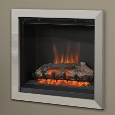 Be Modern Casita 26'' Inset Wall Mounted Electric Fire