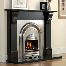Cast Tec Anson Integra Full Polish Fireplace Insert