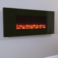 Celsi Electriflame® Piano Black Electric Fire