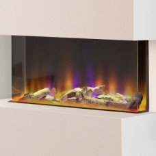 Celsi Electriflame VR 750 3-sided Wall Mounted Fire