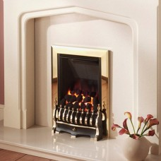 Crystal Fires Diamond Slimline Gas Fire