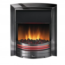 Dimplex Adagio Black Nickel Optiflame® Electric Fire