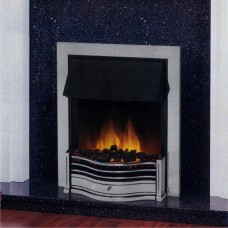 Dimplex Danesbury Chrome LED Optiflame® Electric Fire