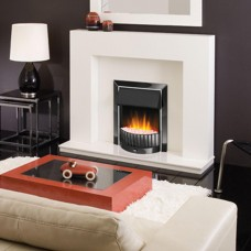 Dimplex Delius Black Nickel Optiflame® Electric Fire