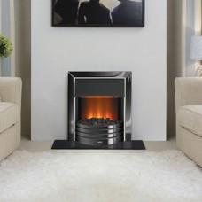 Dimplex Freeport Black Nickel Optiflame® LED Electric Fire