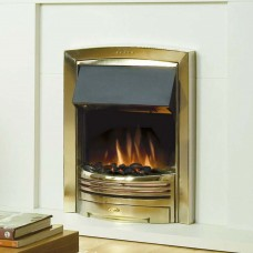Dimplex Adagio Brass Optiflame® Electric Fire