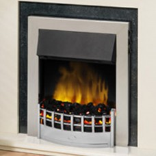 Dimplex Wesley Chrome Optiflame® LED Electric Fire
