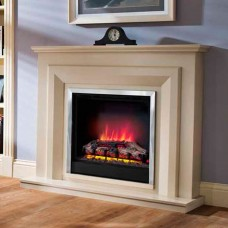 "Elgin & Hall Kingsley 47"" Electric Fireplace Suite"