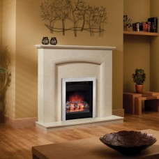 Elgin & Hall Elissa Micro Marble Surround