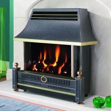 Flavel Renoir Black Outset Gas Fire