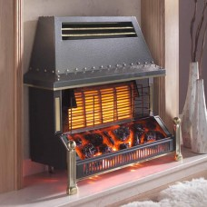 Flavel Welcome Black Gas Fire