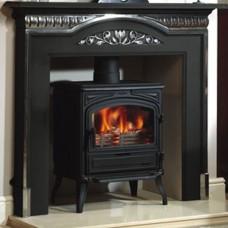 beautiful design franco belge monaco stove quick delivery. Black Bedroom Furniture Sets. Home Design Ideas