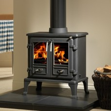 Gallery Firefox 8 Twin Door Multifuel/Wood Burning Stove