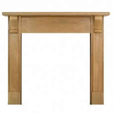 Gallery Bedford Pine Wood Fireplace Surround